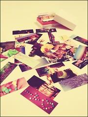 My Moo mini cards! (fi0na) Tags: colors photoshop photo flickr colours foto action couleurs album fake moo frame colori bookmark cornice stampe segnalibri minicards ritocco kurtolo81 sehnalibro