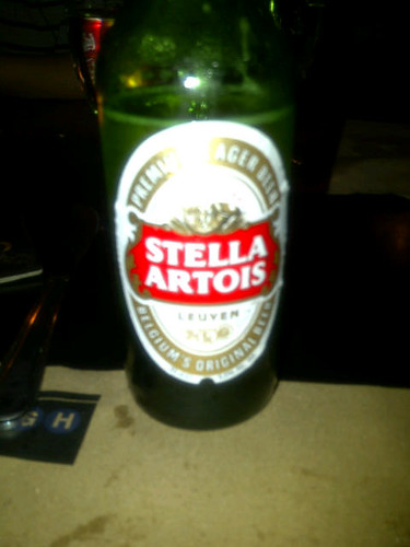 Stella Artois @ Borough