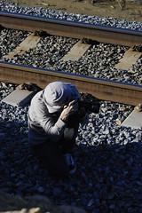 (inevitablove) Tags: california railroad nature train outdoors losangeles photoshoot traintracks tracks stonypoint sotherncalifornia
