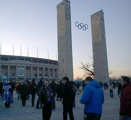 Hertha BSC - FSV Frankfurt, 04.03.2011 - 2