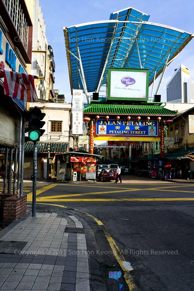 Petaling Street (China Town) @ KL, Malaysia