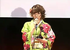 110305 -『第5回聲優獎[Seiyu Awards]』頒獎典禮!最佳女主角&跨足節目主持人~豐崎愛生
