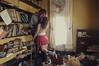 young adult friction (yyellowbird) Tags: boy house 3 abandoned love girl illinois kiss couple shane library books malta cari