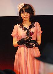 110305 -『第5回聲優獎[Seiyu Awards]』頒獎典禮!最佳女性新人獎~佐藤聰美