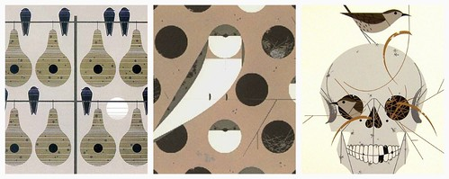 Charley Harper QAL collage