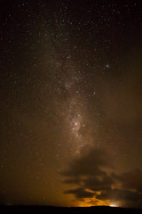 Damn Clouds. (picturesbysteve) Tags: night clouds canon stars grey nocturnal 26 australia fisheye clear explore western wa 5d nocturne westernaustralia lancelin milkyway nocturn 14mm explored rokinon cervanties picturesbysteve 5dclassic regionwide indianoceandrive highestposition26ontuesdaymarch82011 rokinon14mmfisheye stephenhumpleby2011