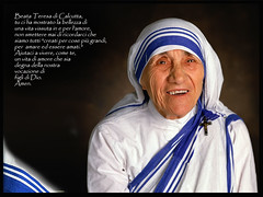 A GREAT MOTHER A GREAT WOMAN !! (mario dsn (God is life, no dead!)) Tags: mother teresa