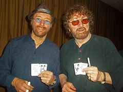 Chas and Dave supporting GOSH