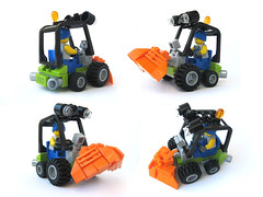 Power Minors Pebbles Plow (nolnet) Tags: power lego minors