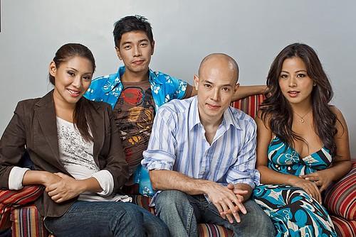 The Cast of Breakups & Breakdowns