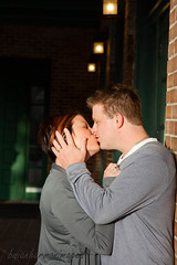 Angie and Adam.jpg (BHI Fla) Tags: park sunset love canon river hearts engagement hug kiss couple downtown florida courthouse caloosahatchee fortmyers