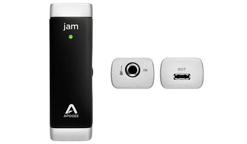 超小型オーディオインターフェイス「JAM」