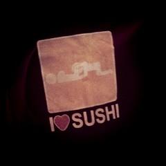I♡SUSHI TEE、らしい。どうみても勘違いしまくりだろ。