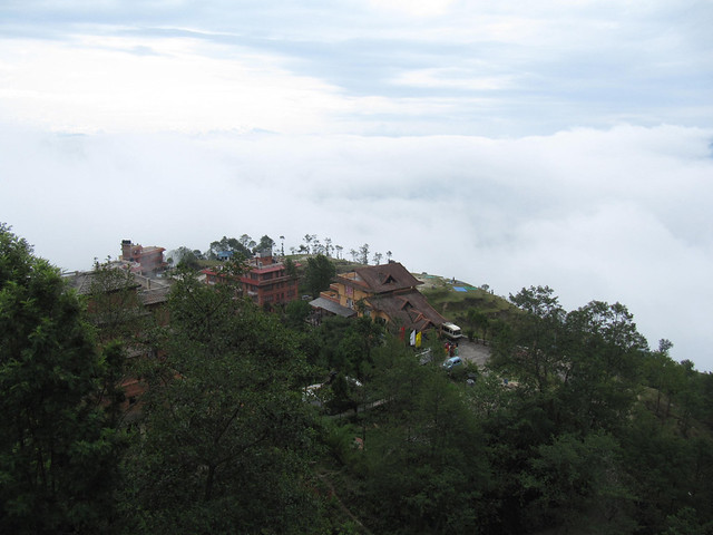Nagarkot View from the Top
