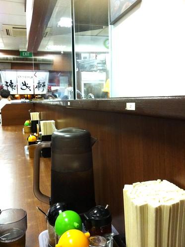 baikohken counter