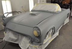 """1955 Ford Thunderbird • <a style=""""font-size:0.8em;"""" href=""""http://www.flickr.com/photos/85572005@N00/5509995589/"""" target=""""_blank"""">View on Flickr</a>"""