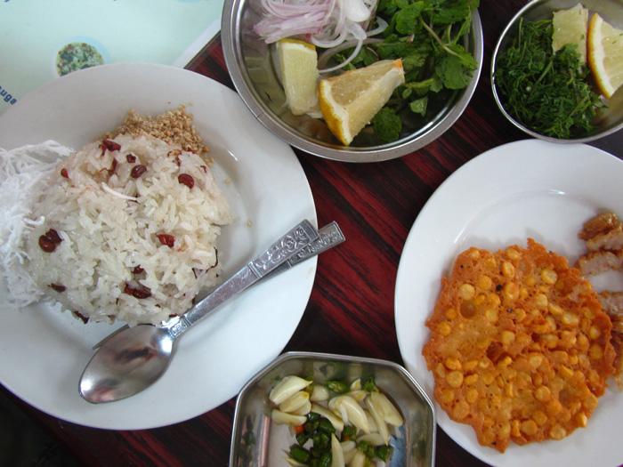 Sticky Rice Burma