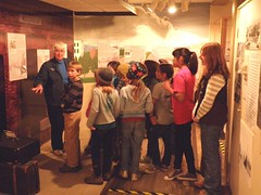 Fire Of 1910 Exhibition Education Tour