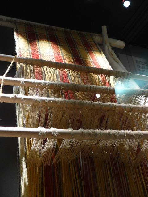 gallo roman weaving