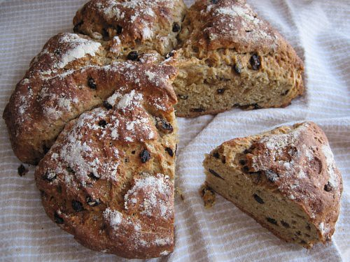 Irish Soda Bread 2 - gluten-free