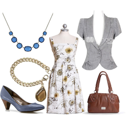 Dress You Up #3: A. Outfit #2