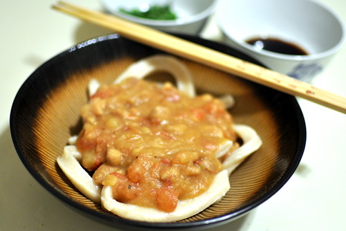 Homemade Shanxi Knife Cut Noodles