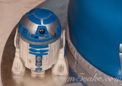 Star Wars Cake - 4