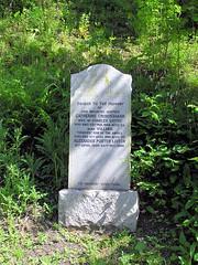 Alexander Porter Leitch grave