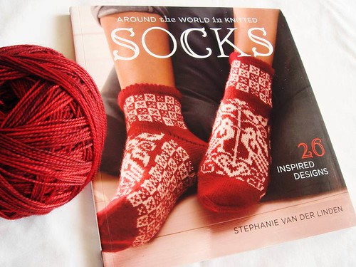 lovely sock book