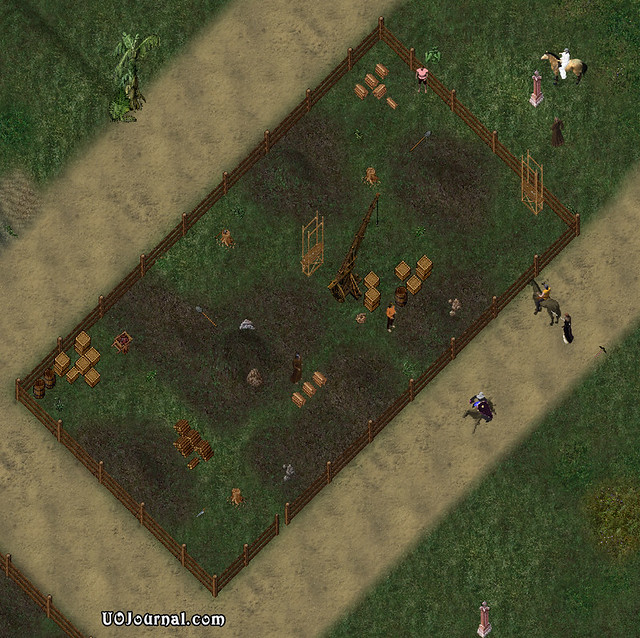 Ultima Online - New Magincia, Construction