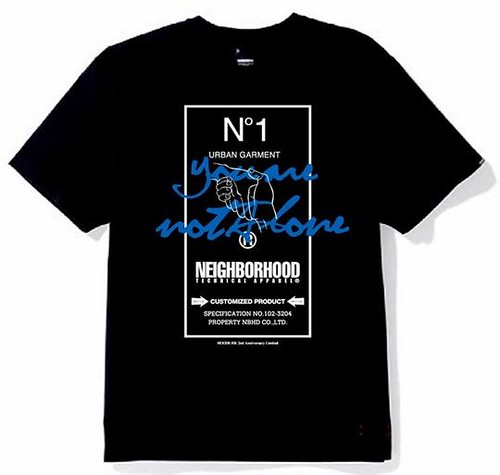 neighbourhood charity tee jp