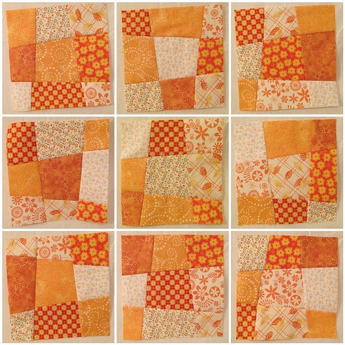 Blockwork Orange Set