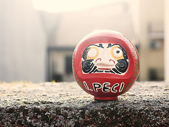 For Japan (Senzio Peci) Tags: italy face japan eyes italia tsunami sicily sicilia paterno daruma intothedeepofmysoul