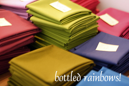STACKS! bottled rainbows
