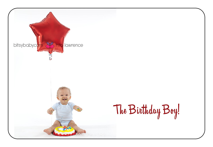 birthday baby photography