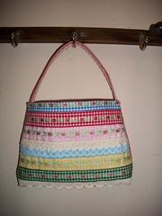 { Bolsinha modelo Tilda Homestyle } (CANELA COOL by CAROL) Tags: bag fabric patch patchwork bolsa tecido necessaire tildas