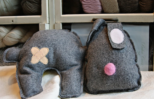 softies for Chch - rear view