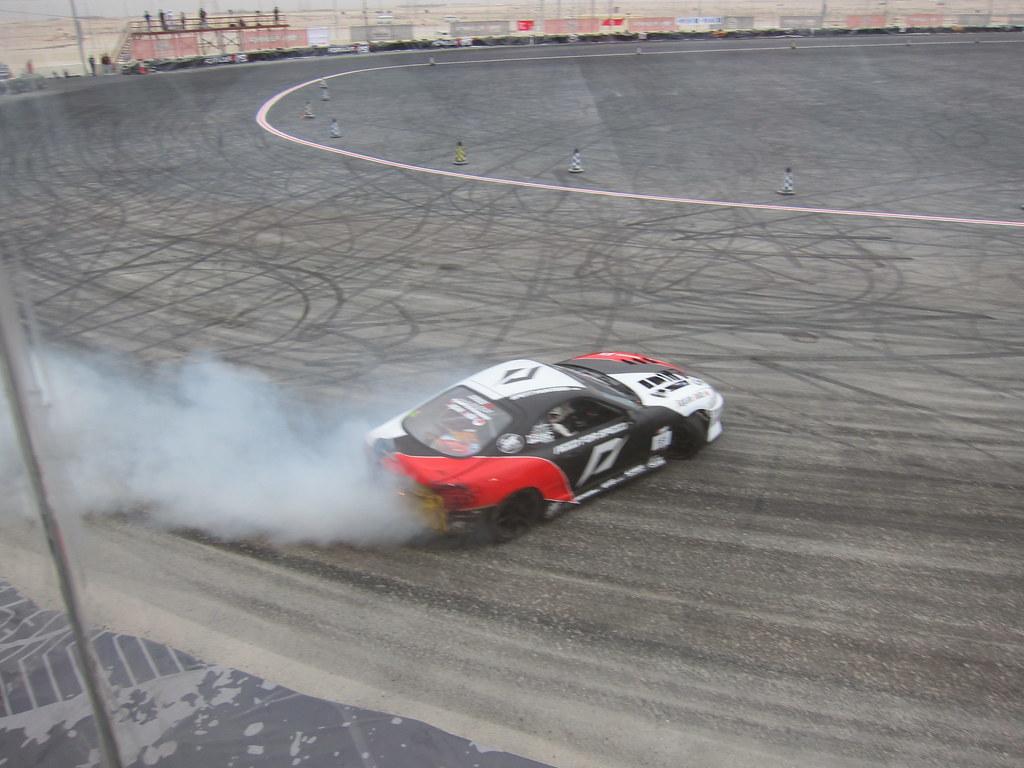 Formula D Qatar XDC Irwindale Mar 2011 240