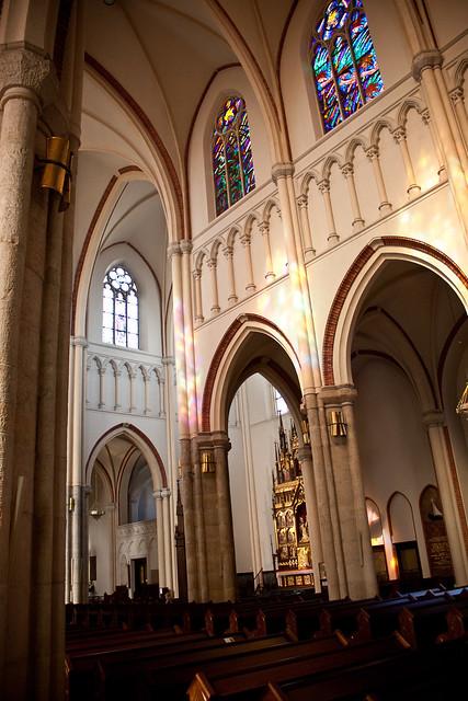 katedra Łódź