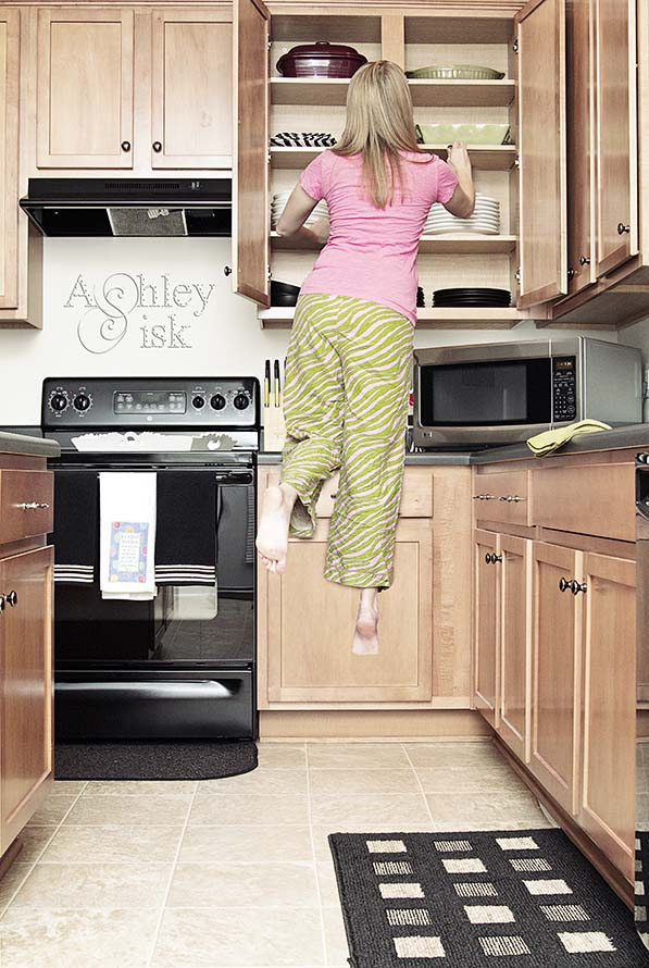 Kitchen Levitation RS