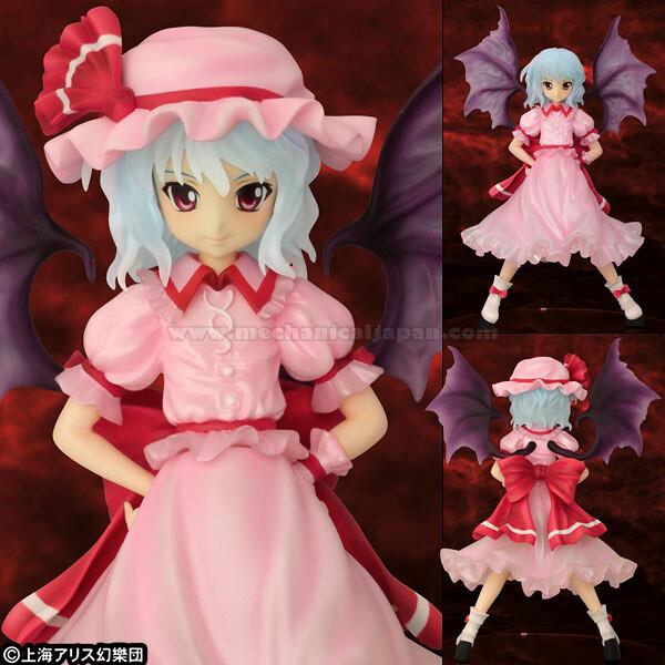Touhou Project - Akai Akuma Remilia Scarlet -Clear Pearl ver.- 1/8 (Griffon Enterprises)