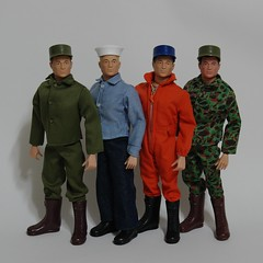 20110323 - Band of Brothers (will5967) Tags: action military joe will figure era hoover universe wills gi wafu will5967 actionfigureuniversecom