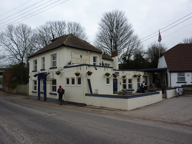 The Inn With The Well, Ogbourne St George