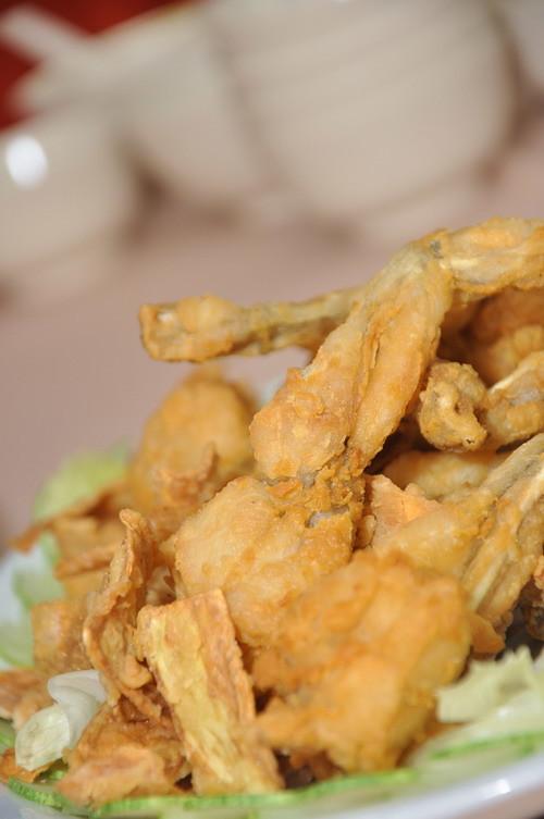 Wan Jia Restaurant Frog