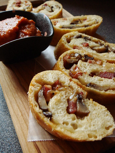 Pizza Roll With A Fancy Name - Dessert By Candy