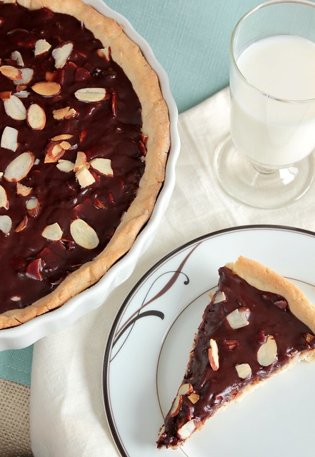 Almond Joy Tart