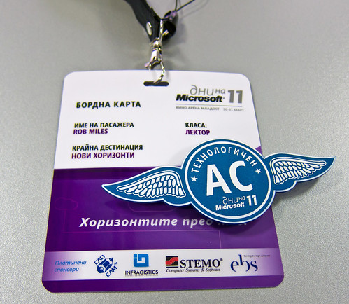 Sofia Badge
