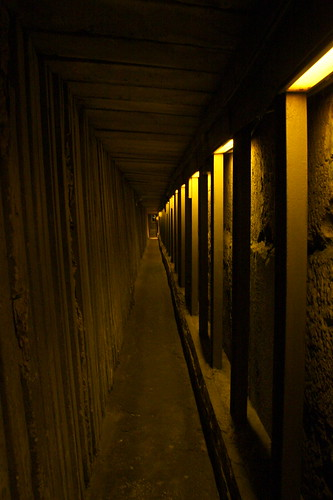 Long Tunnel, Western Wall Tunnels