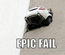 Looking Forward Fail