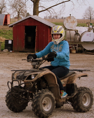 Four Wheeler
